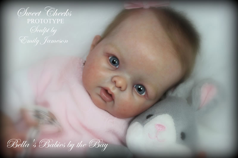 Babies By Emily Sweet Cheeks Doll Kit Gallery