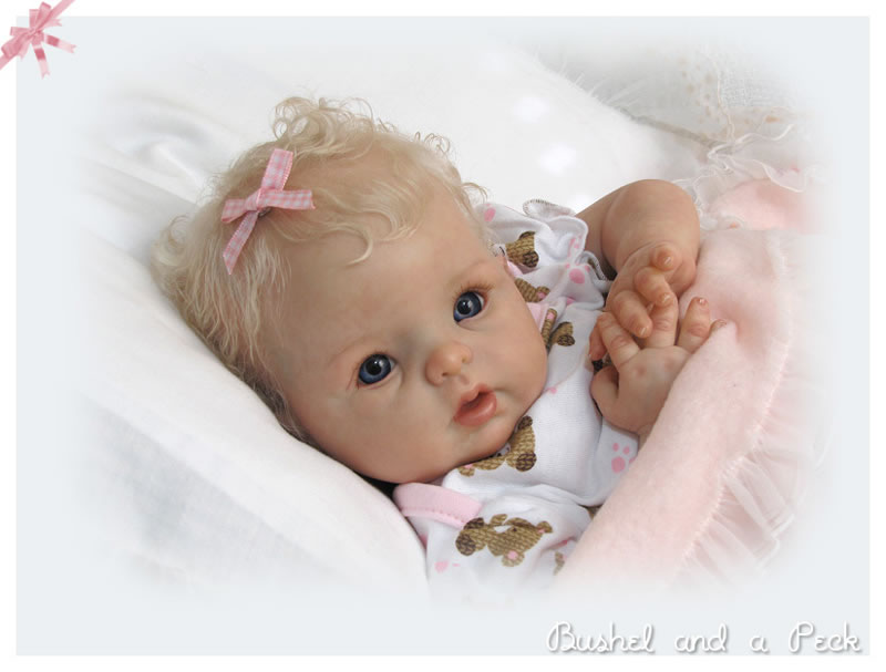 Sweet Cheeks reborn baby doll